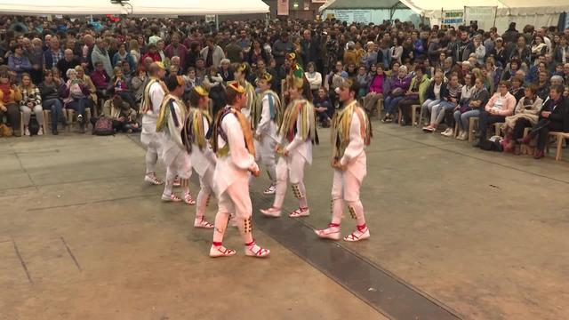 LURRAMA 2019 Oberena taldea - Otxagabia dantza