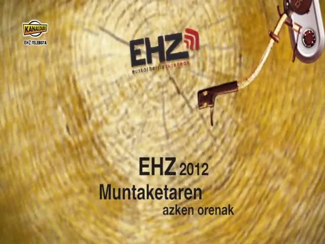 EHZ 2012: Muntaketaren azken orenak