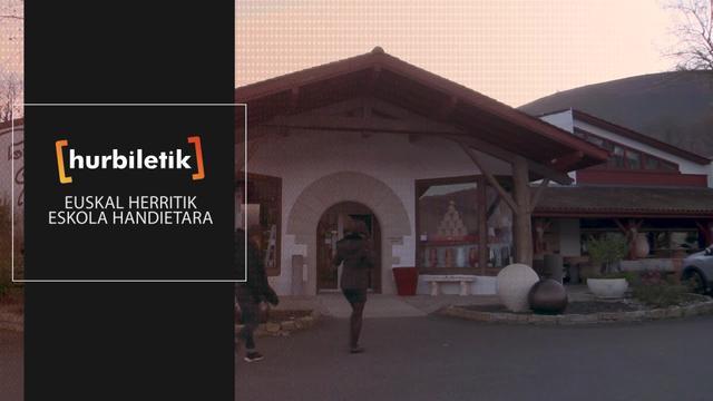Euskal Herritik eskola haundietara
