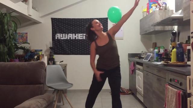 Etxean dantzan #14 Joana Olasagastirekin - azkena!