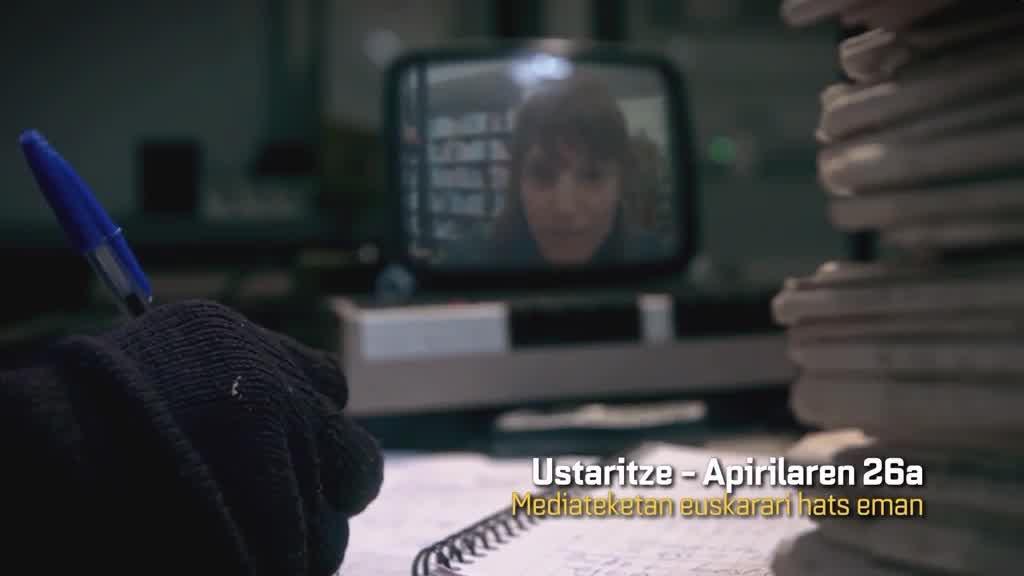 ZZE Mediateketan euskarari hats eman