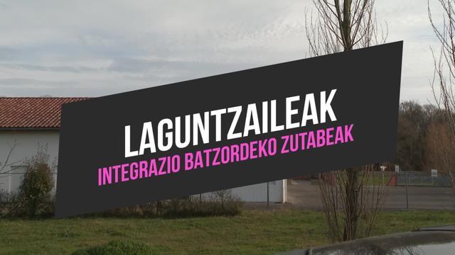 Laguntzaileak integrazio batzordeko zutabeak