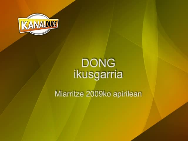 DONG! ikusgarria 3.partea