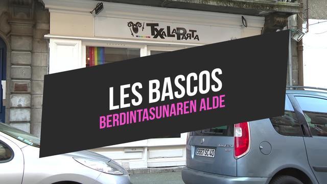 Les Bascos berdintasunaren alde (HS 6)