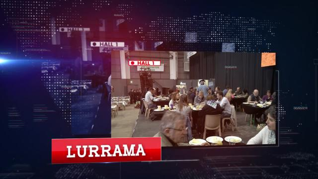 Lurrama 2018 - Ostiraleko berrisaila