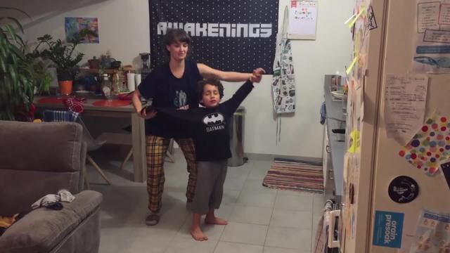 Etxean dantzan #2 Joana Olasagastirekin