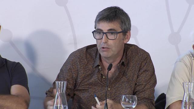 Euskaltzaindia Euskara Ehuntzen: Jose Luis Aizpuru