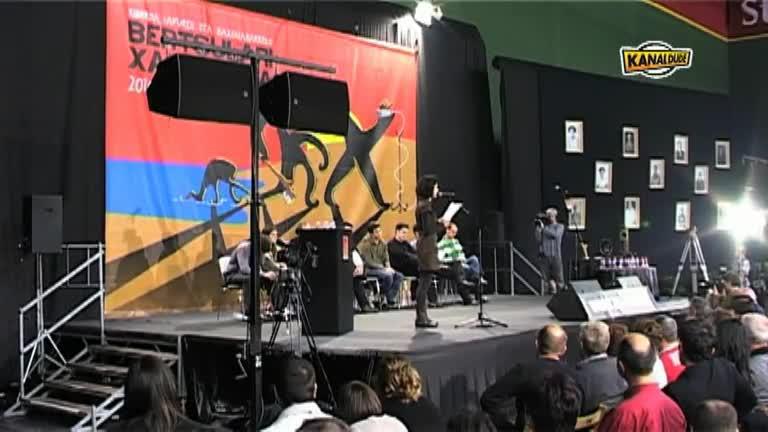 XILABA 2010 : Emaitza eta bukaerako agurrak