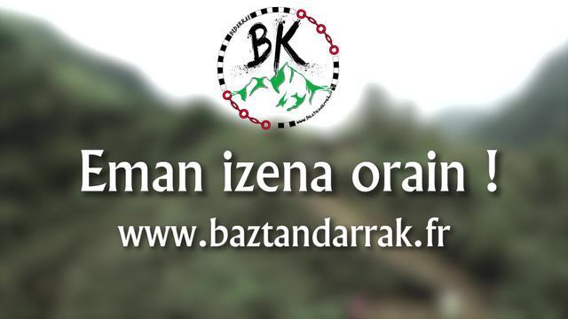 Baztandarrak 2020: izen emateak idekiak dira