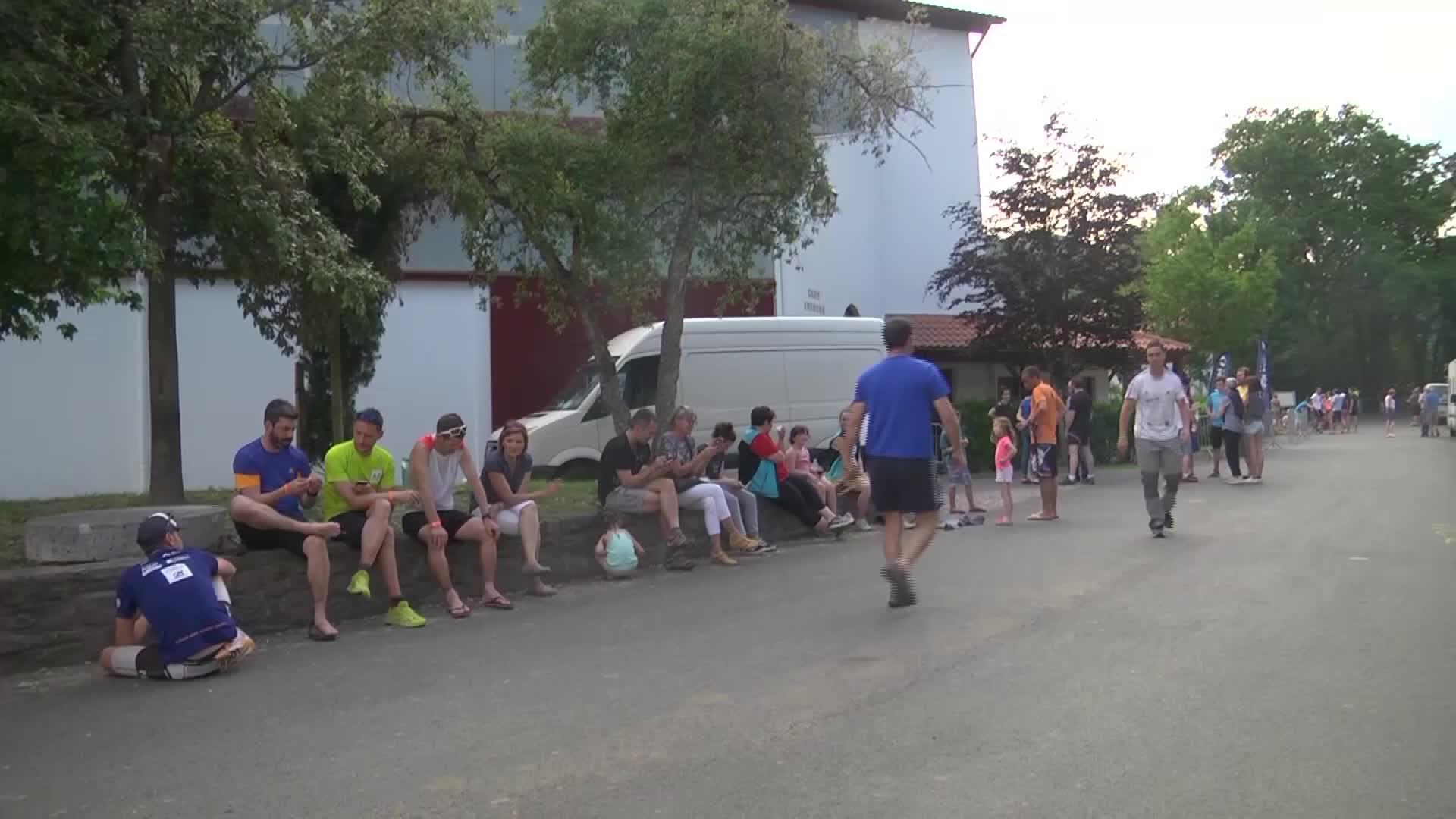 Euskal Trail 2017: Urepeleko giroa