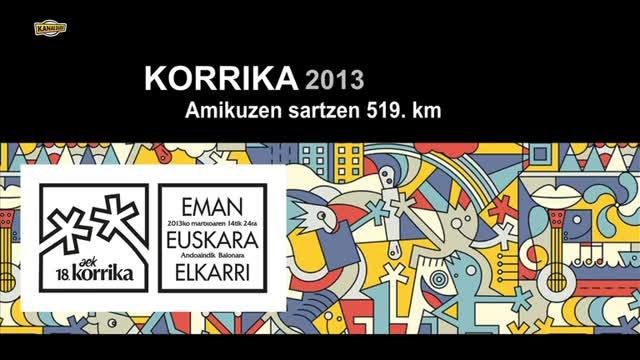 KORRIKA 2013 Amikuzeko Gau Eskolak