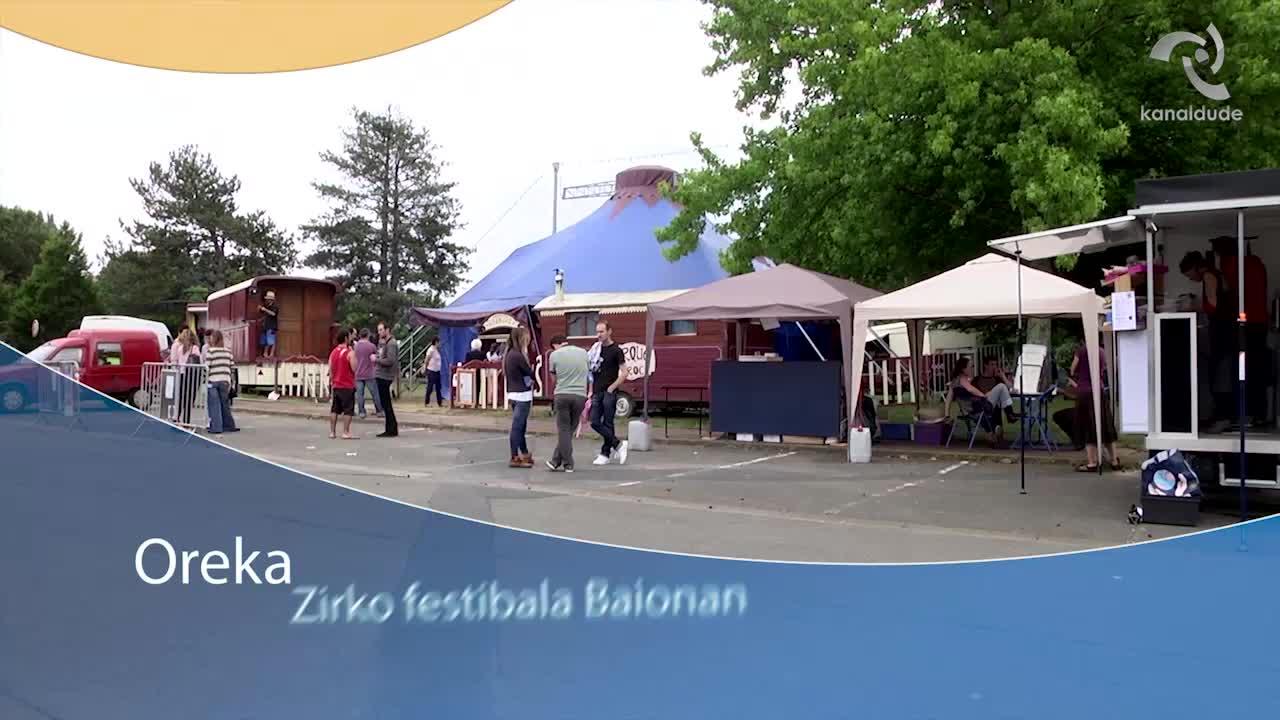 Oreka Zirko Festibala