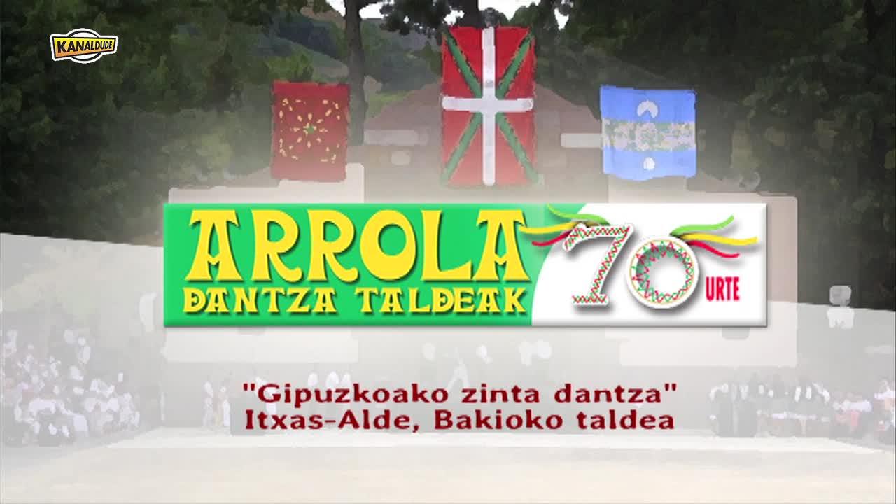 ARROLAK 70: Zinta dantza