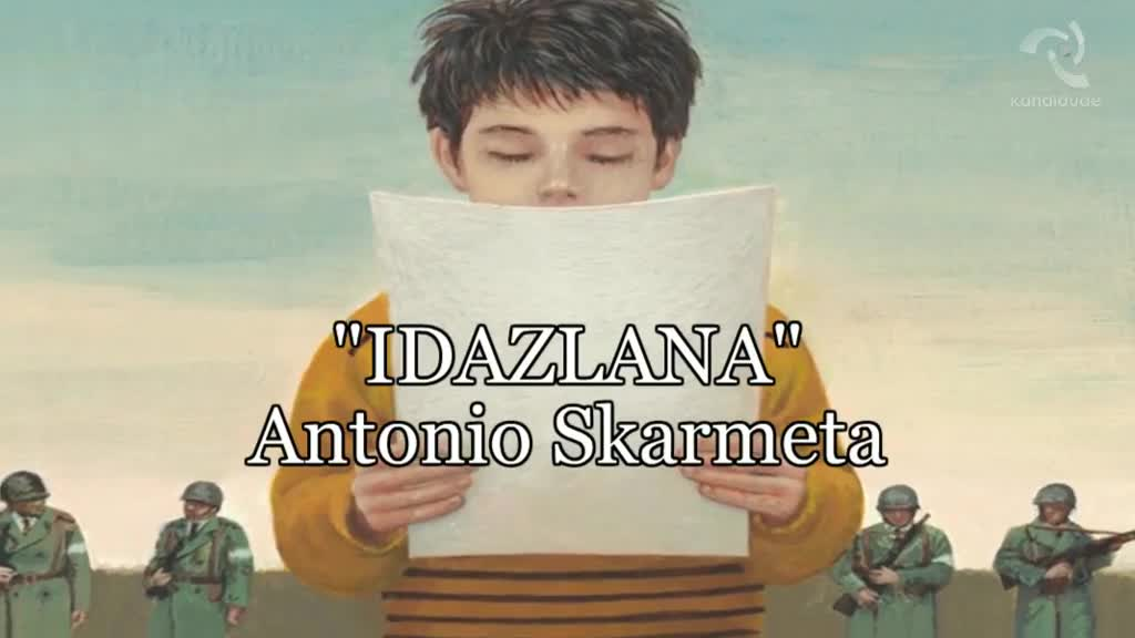 """Idazlana"" Antonio Skarmeta_02"