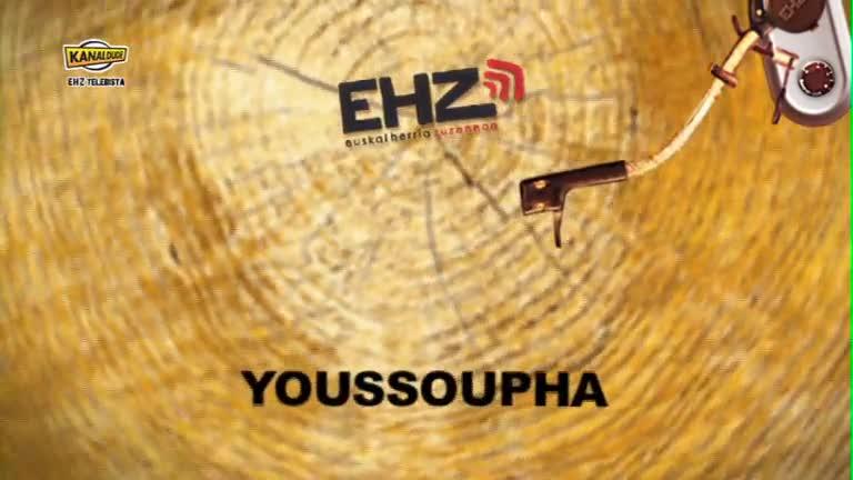EHZ 2012 : YOUSSOUPHA