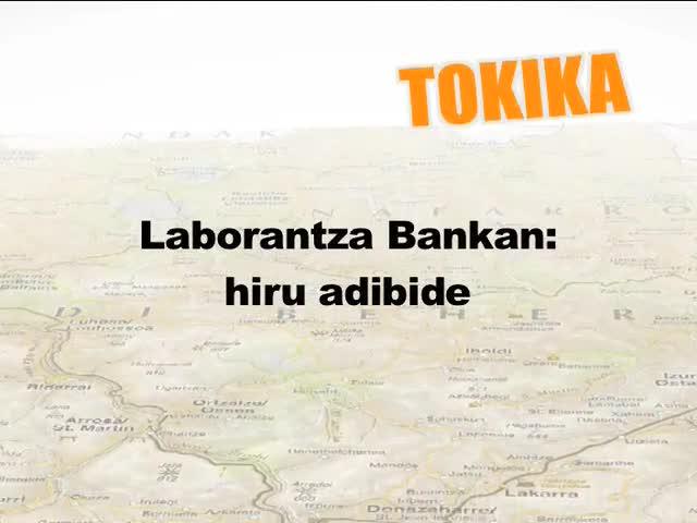 Laborantxa Bankan