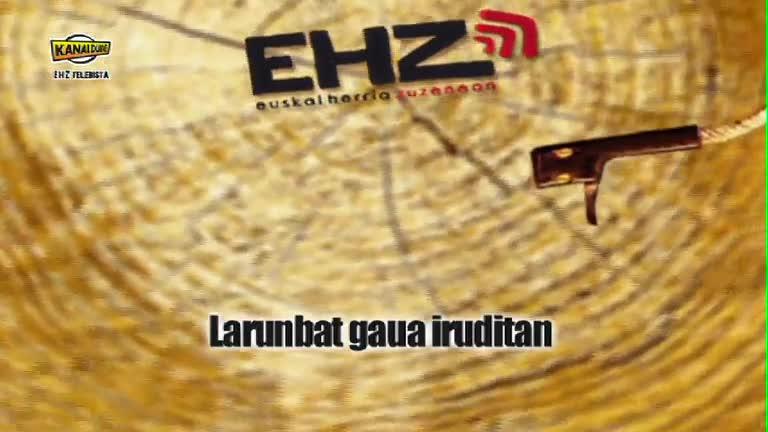 EHZ 2012 : larunbat gaua iruditan