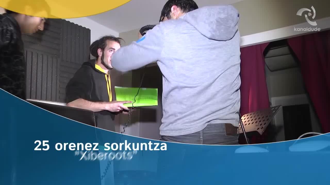 25 orenez Sorkuntza: Xiberoots