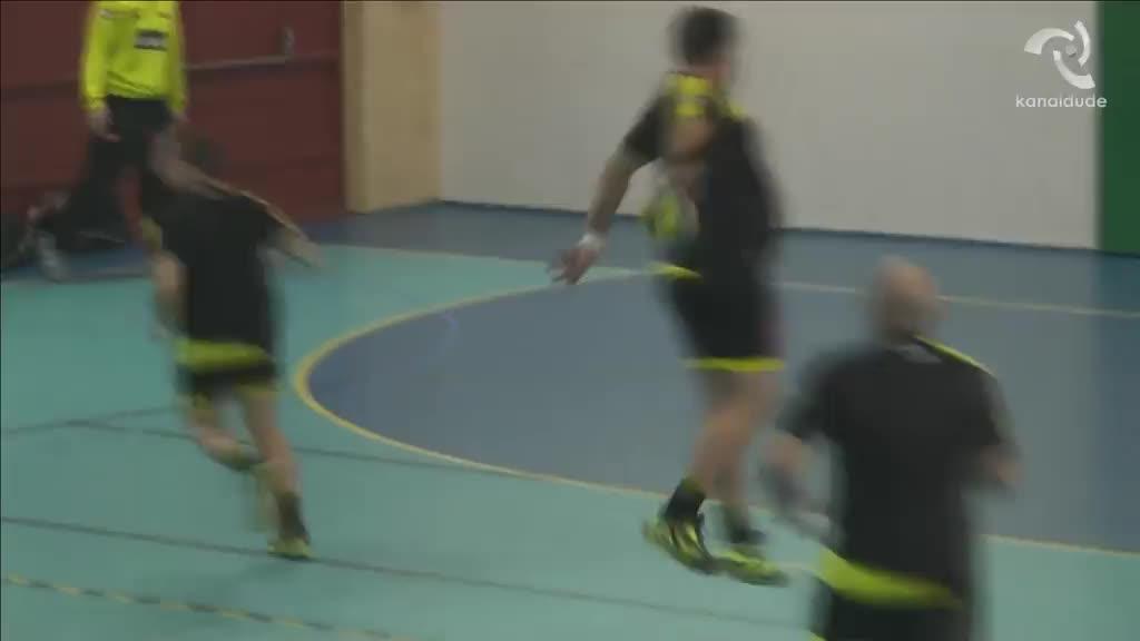 Eskubaloia: Irisarri VS Zibero Sport 1.denboraldia