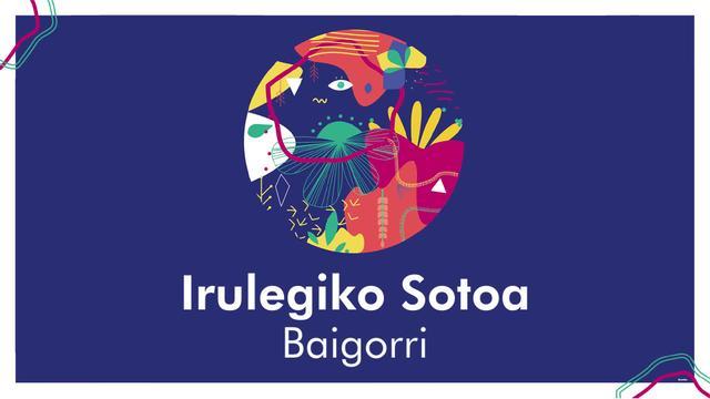 Euskararen Urtaroa 2018 -   Baigorriko sotoa