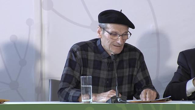 Euskaltzaindia Euskara ehuntzen : Gexan Alfaro