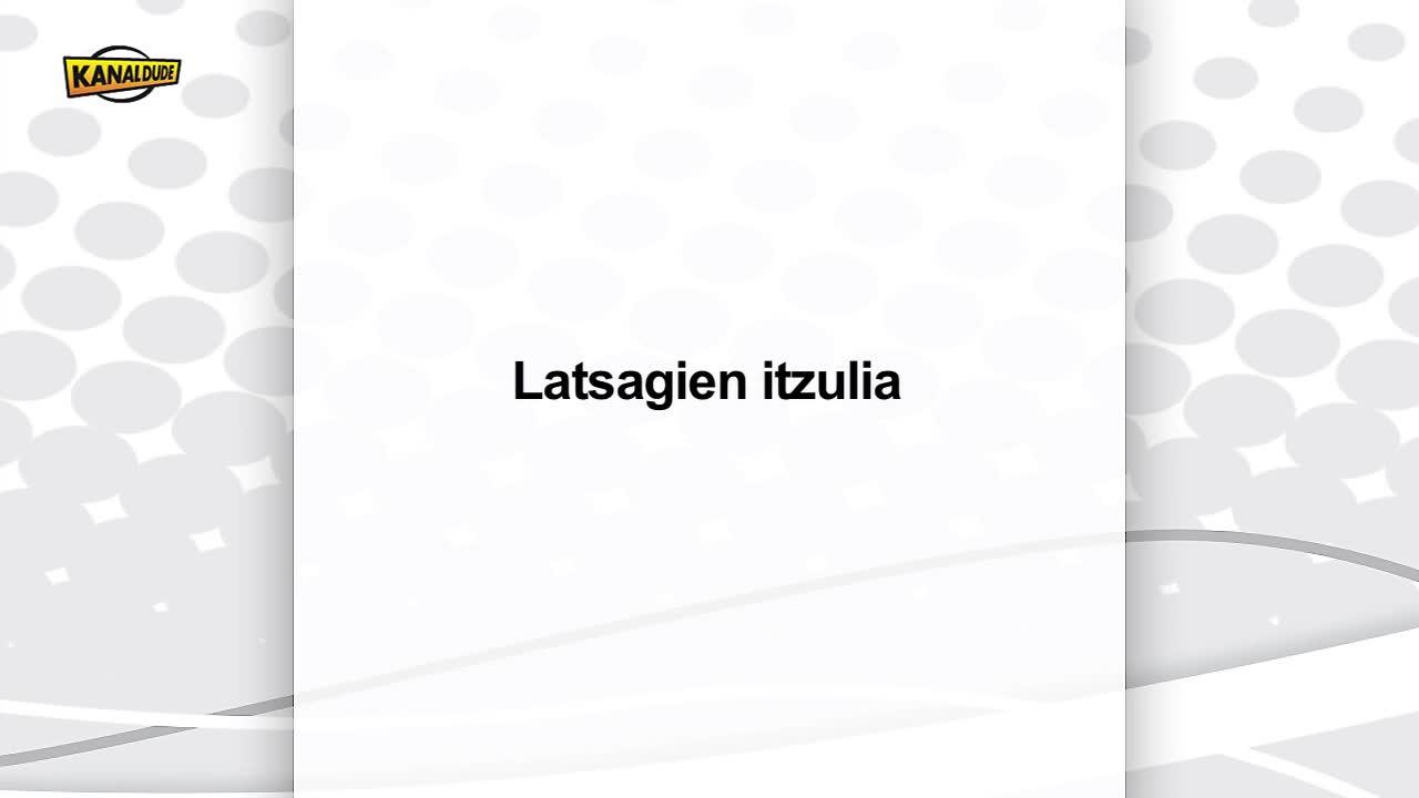 Latsagien itzulia 2014