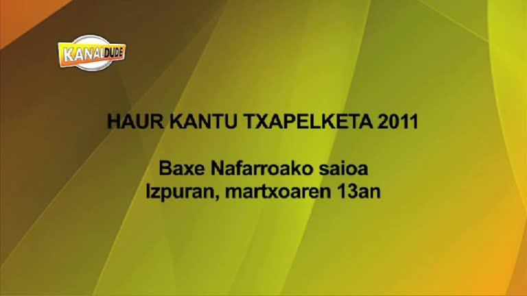 HKT BN 2011 : Kattina Barberarena