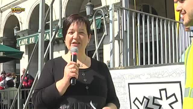 Korrika 2013: Baionatik Zuzenean Ekhi Erremundegi