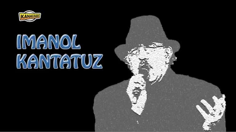 """Imanol kantatuz : Lauburu taldea """"Udazken laztanari"""""""