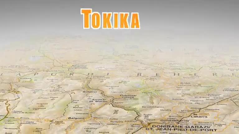 TOKIKA Heleta : Herriaren aurkezpena