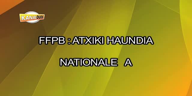FFPB : ATXIKI HAUNDIA NAT A
