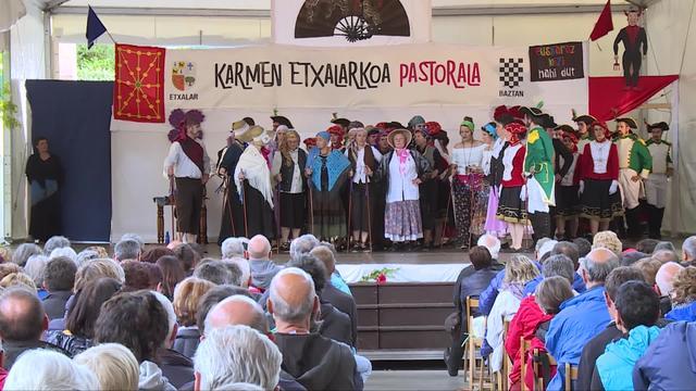Karmen Etxalarkoa pastorala Elizondon