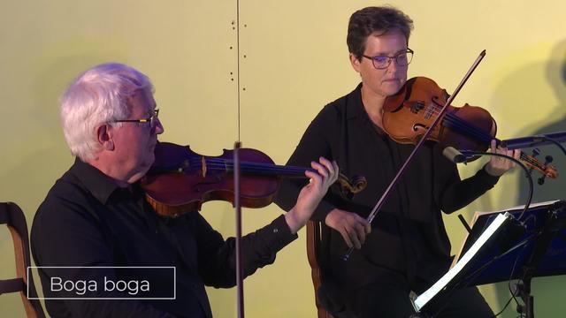 Bunuze Inxausetan -  Musika klasiko kontzertua - Boga Boga