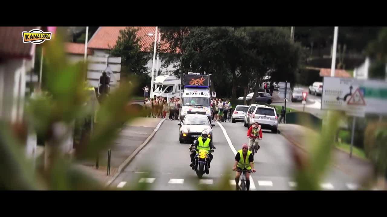 Korrika 2013 Azken Kilometroak